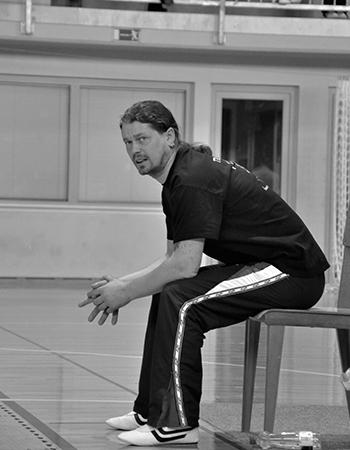 Taekwondo Trener Franci Šircelj