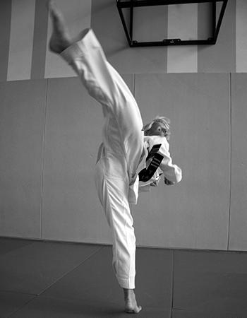 Taekwondo Trener Maruška Višnikar Bučar